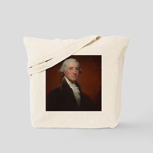 Gilbert Stuart - George Washington Tote Bag