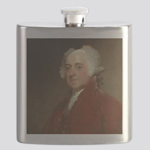 Gilbert Stuart - John Adams Flask