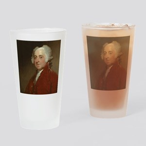 Gilbert Stuart - John Adams Drinking Glass