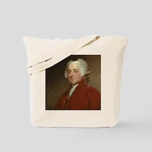 Gilbert Stuart - John Adams Tote Bag