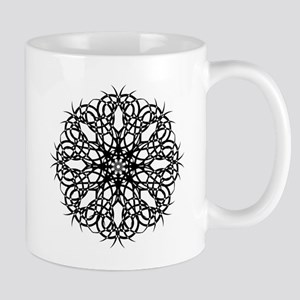 Tribal Bloom Mugs