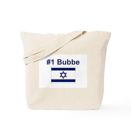 Israel #1 Bubbe Tote Bag