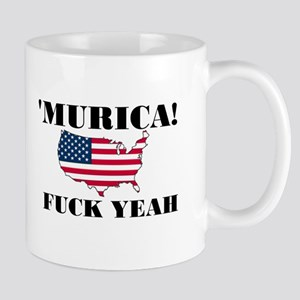 Murica Fuck Yeah Mug