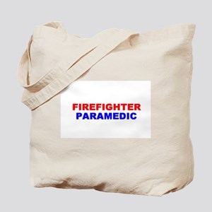 Firefighter/Paramedic Tote Bag
