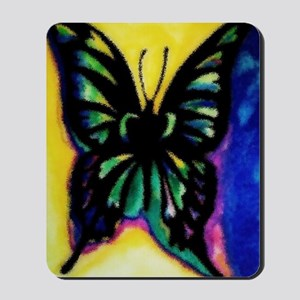 BUTTERFLY-FOR MY SISTER Mousepad