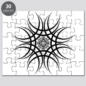 Tribal Flare Puzzle