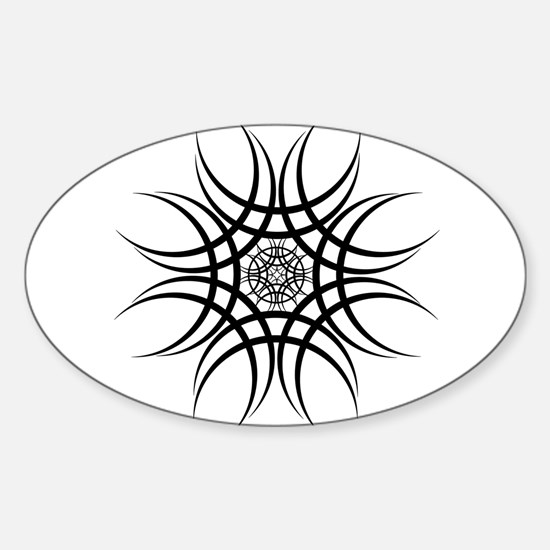 Tribal Flare Decal