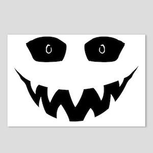 Evil Grin Postcards (Package of 8)