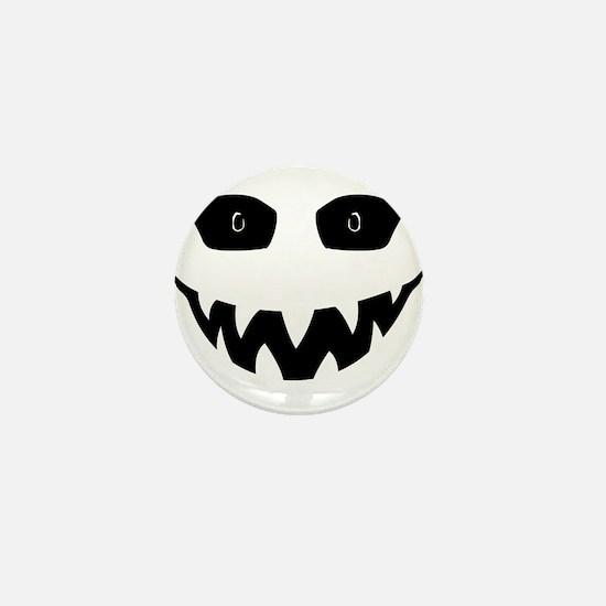 Evil Grin Mini Button