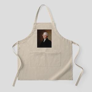 Gilbert Stuart - Thomas Jefferson Apron