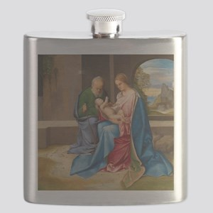 Giorgione - The Holy Family Flask