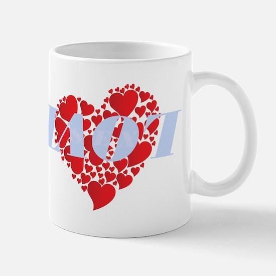 Love 180 Mugs