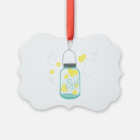 LIGHTNING BUGS Ornament
