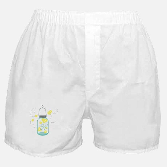 LIGHTNING BUGS Boxer Shorts