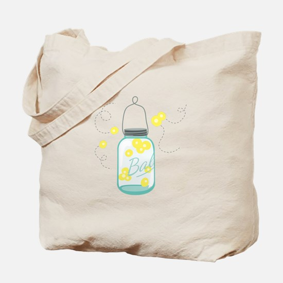 LIGHTNING BUGS Tote Bag
