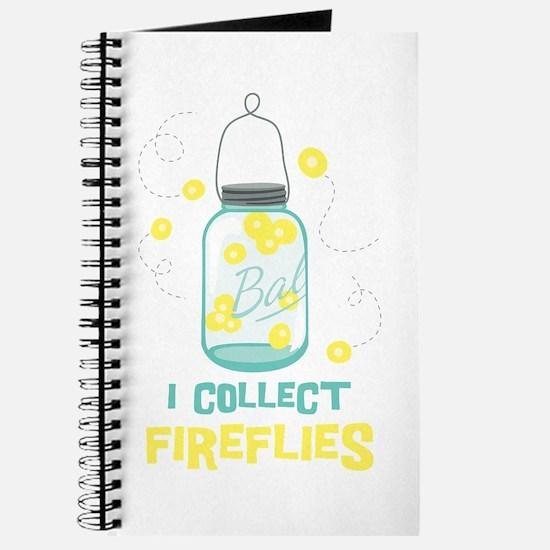 I COLLECT FIREFLIES Journal