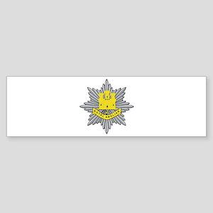 Royal Anglian Sticker (Bumper)
