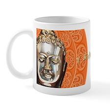 Golden Buddha Mug II