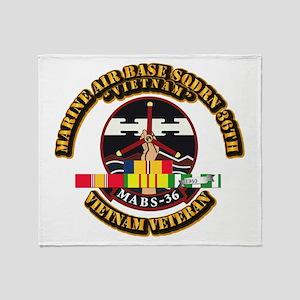 USMC - Marine Air Base Squadron - 36th w VN SVC Th