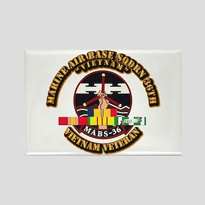 USMC - Marine Air Base Squadron - 36th w VN SVC Re
