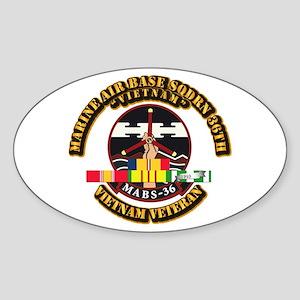 USMC - Marine Air Base Squadron - 36th w VN SVC St