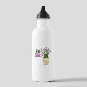 Got Chives? Water Bottle