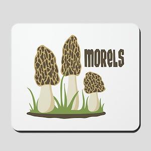 MORELS Mousepad