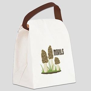 MORELS Canvas Lunch Bag