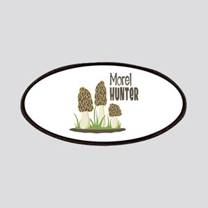 Morel Hunter Patches