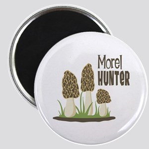 Morel Hunter Magnets