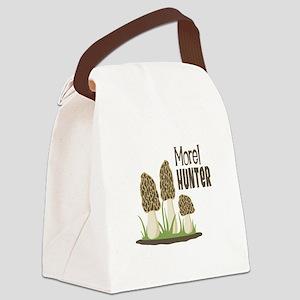 Morel Hunter Canvas Lunch Bag