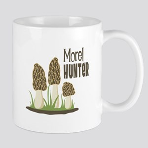Morel Hunter Mugs