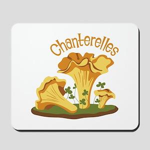 Chanterelles Mousepad