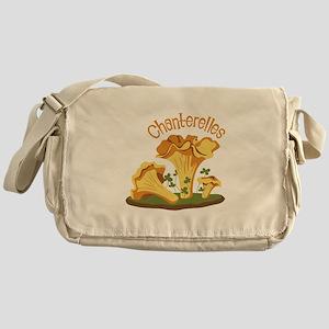 Chanterelles Messenger Bag