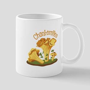 Chanterelles Mugs