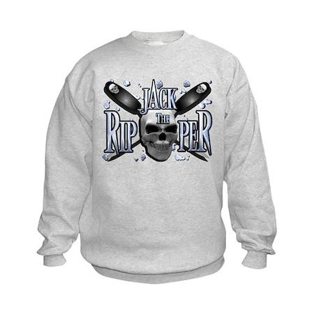 Jack the Ripper Mercury Kids Sweatshirt