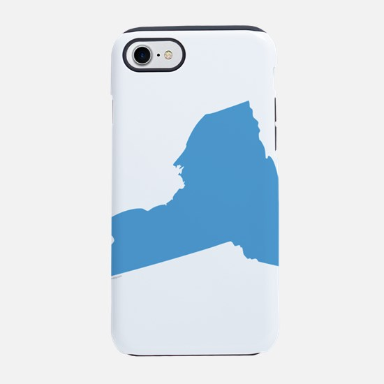 Need York Stat Shape iPhone 7 Tough Case