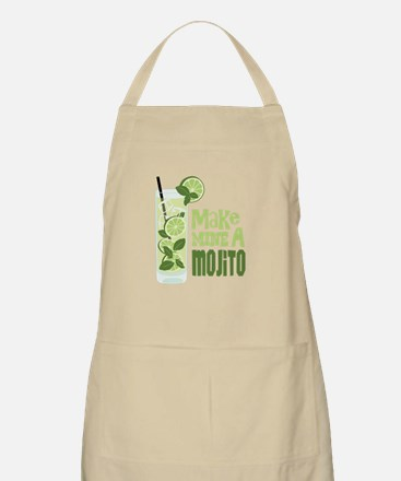 Make MINE A Mojito Apron