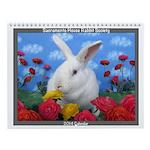 Sacramento House Rabbit Society-2014 Calendar