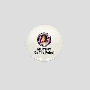 Politics: Nancy Pelosi Mini Button