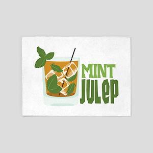 MINT Julep 5'x7'Area Rug