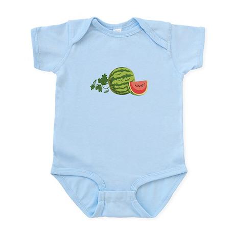 Watermelon Vine Body Suit