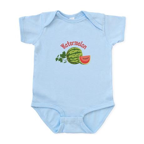 Watermelon Body Suit