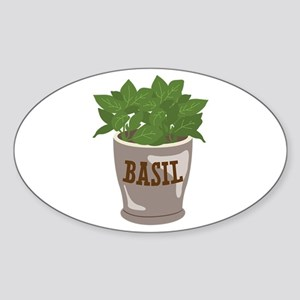 BASIL Sticker