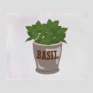 BASIL Throw Blanket