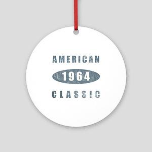 1964 American Classic Ornament (Round)