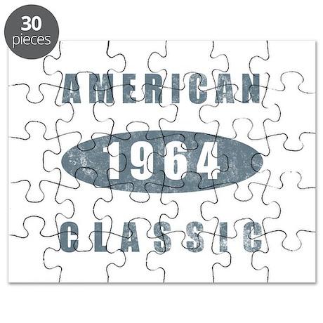 1964 American Classic Puzzle