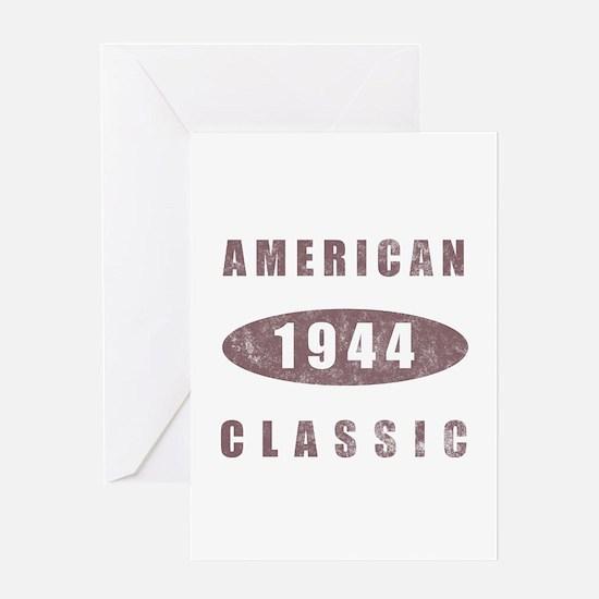 1944 American Classic Greeting Card