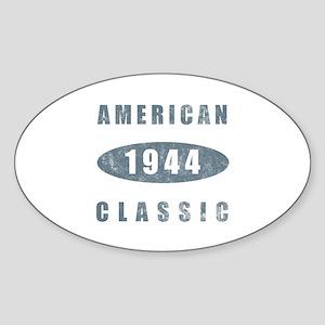1944 American Classic Sticker (Oval)