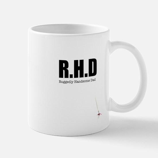 R H D Mugs